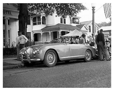 1949 Alfa Romeo 6C-2500 ORIGINAL Photo oub1974