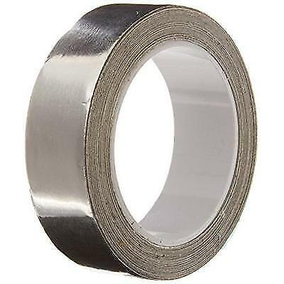 3M 1120 Silver Aluminum Foil Tape with Conductive Acrylic Adhesive, 6 yd length,