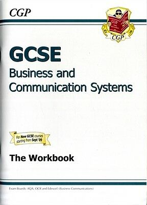 GCSE Business & Communication Systems Workbook (Paperback), CGP B...