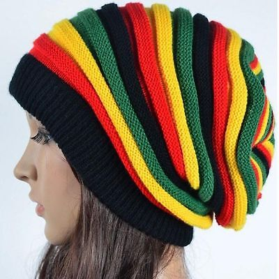 Beret Reggae Warm Winter Baggy Hat