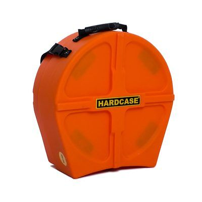 Hardcase 14in Orange Snare Case