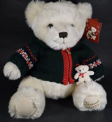 Harrods Alexander Bear 2006  in Excellent Condition w/ Label