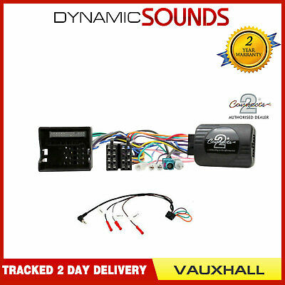 Stalk Control Adaptor with Built In Aerial For Vauxhall Antara Astra Corsa Tigra