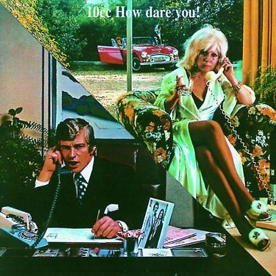 10cc - How Dare You NEW CD