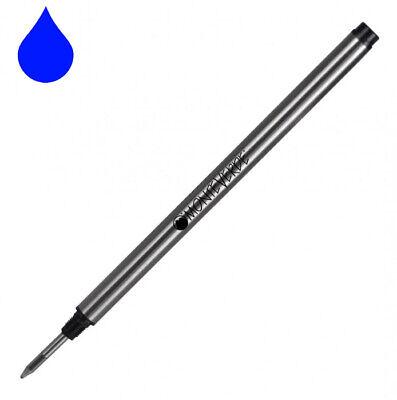 Monteverde - Mont Blanc Medium Point Blue  Rollerball Refill
