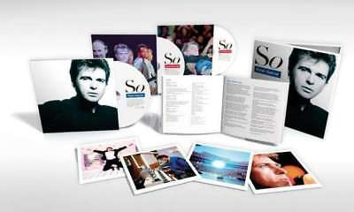 Peter Gabriel - So (Special 25th Anniversary Edition) NEW 3CD