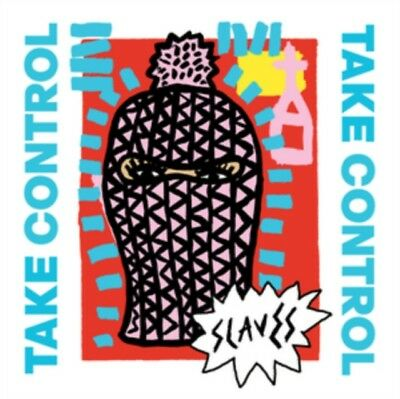 Slaves - Take Control / We Are The England NEW 7""