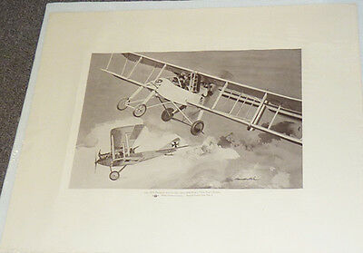 PHILLIPS PETROLEUM COMPANY HISTORICAL AVIATION PICTURE Vintage NICE