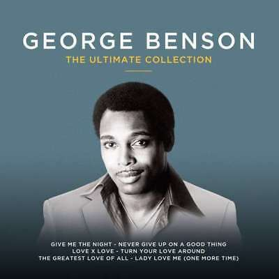 George Benson - The Ultimate Collection (Deluxe Edition) NEW 2 x CD