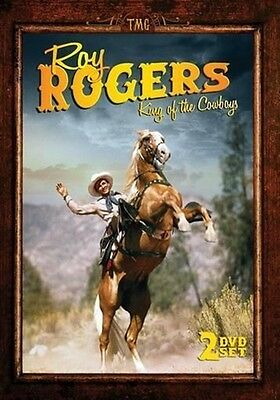 ROY ROGERS KING OF THE COWBOYS New 6 DVD Set 20 Films Happy Trails Theater