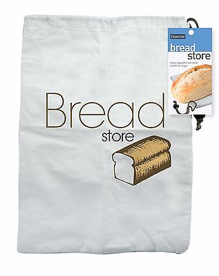 Eddingtons Bread Store Storage Bag Keep Your Bread Fresher  Longer Reduce Waste