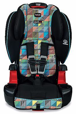 Britax Frontier Clicktight Combination Harness-2-Booster Car Seat Vector 2017