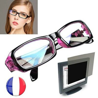 Lunettes De Protection Radiation Ecran Anti-Lumiere Bleue Light Fatigue Repos