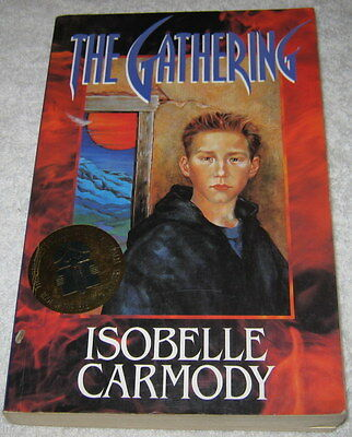 Isobelle Carmody THE GATHERING 1993 Puffin Edition 27th Print Paperback nfc