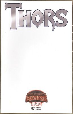 Thors #1 - VF+ - Blank Cover