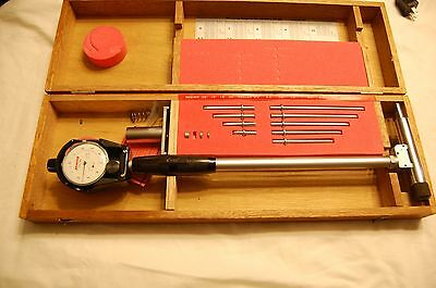 "Peacock 6' to 10"" Bore Gauge Set ""Nice Condition"""
