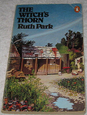 Ruth Park THE WITCH'S THORN 1979 Penguin Edition Paperback