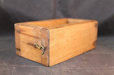 Primitive antique French butter mould. Hand made, rustic farmhouse c1840
