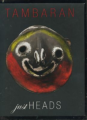 "Tamabaran Gallery Exhibition ""just Heads"" African Art And More 2013- Book"