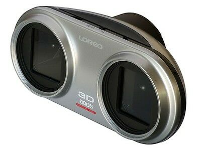 Loreo 3D Lens -for CANON EOS 3/4 frame -3D PICTURES with your SLR digital camera