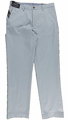 Polo Ralph Lauren NEW Blue Mens Size 38X30 Classic Fit Casual Pants $89 #078