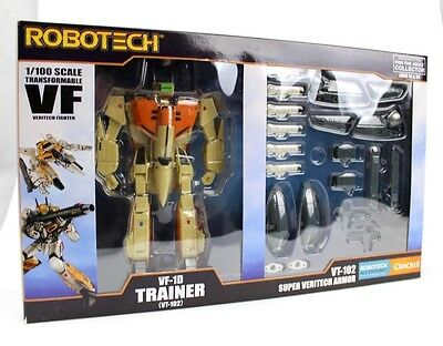 Robotech VF-1D Super Veritech Fighter Action Figure 1/100 Transformable Scale