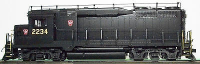 S Scale Brass Greenbrier Models Pennsyvania RR GP-30 w/antennas-Pnted/DCC/Sound