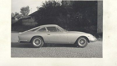1965 Ferrari Pininfarina 260GT Berlinetta Concept ORIGINAL Factory Photo ww7537