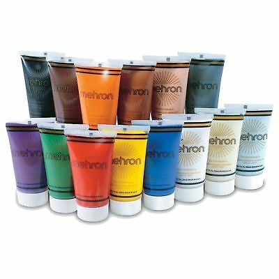 Halloween Fantasy Effects Colored Cream Makeup All Colors Body Paint Theater