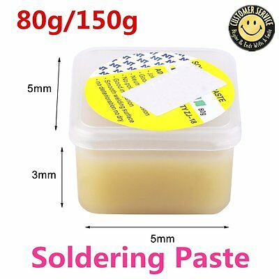 Environmental Friendly Low Temperature No Posion No Orrosion Soldering Paste RAU