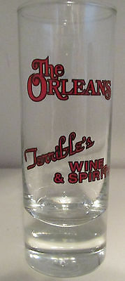 The Orleans Hotel & Casino     Terrible's   Wine & Spirits    4 Inch Shot Glass