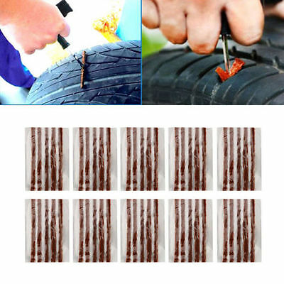 5pc Car Auto SUV Tyre Tubeless Seal Strip Plug Tire Puncture Repair Recovery Kit