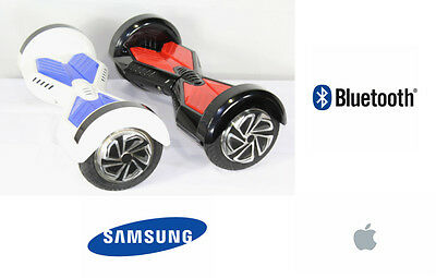 "Hoverboard E-Glide 8"" Wheels Swegway Balance With BLUETOOTH Speaker"