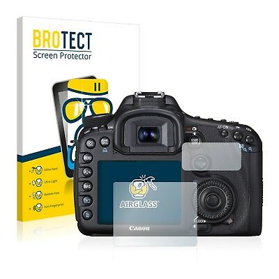 Canon EOS 7D Glass Film Screen Protector Protection