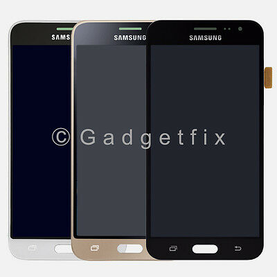 LCD Display Touch Screen Digitizer Replacement Parts For Samsung Galaxy J3 2016