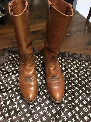 Vintage Ruidoso Collection Cowboy Boots Size 11 C/A