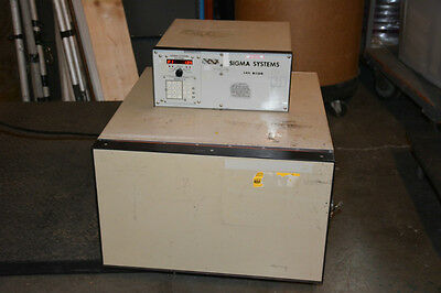 Sigma Systems (Model: ???) Oven