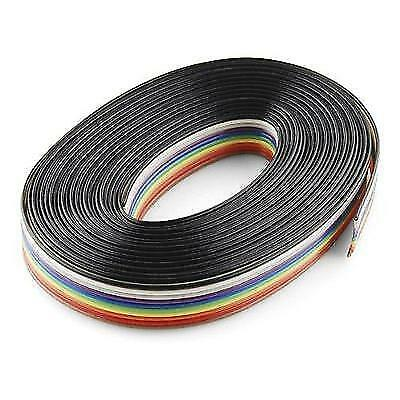 Ribbon Cable - 10 wire (15ft) New