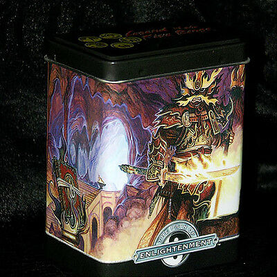 L5R Legend of the Five Rings path of enlightenment FIRE retailer kit with promo