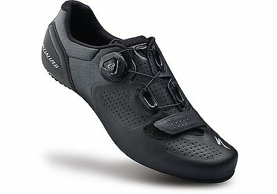 Specialized Expert Road Shoes 2017 - Black - Size 43 - Light Cosmetic Damage