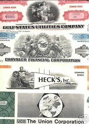EBAY'S #1 LOT OF VINTAGE U.S. STOCKS! 80 DIFF @ 78c! RARE COLORFUL HISTORIC GEMS