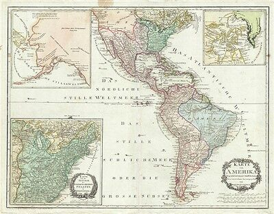 1795 Reilly Map of America