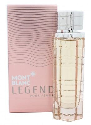 Mont Blanc Legend Pour Femme Eau De Parfum 50Ml Spray - Women's For Her. New
