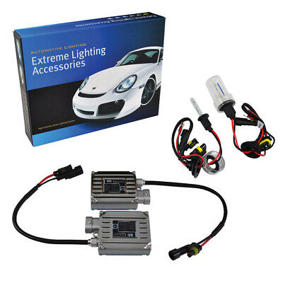 TVIEW H412KHL HID full conversion kit w/ water proof ballast relay cable incl...