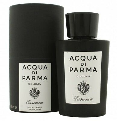 Acqua Di Parma Colonia Essenza Eau De Cologne 180Ml Spray - Men's For Him. New