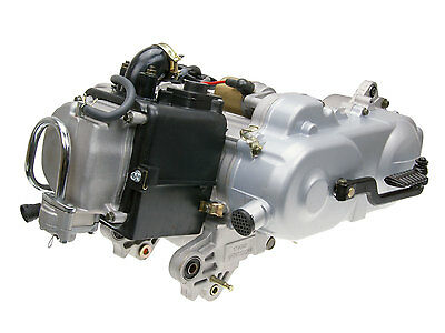 Motor with Secondary air system for GY6 10 Zoll 669mm 139QMB/QMA China Scooter