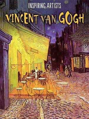 Vincent van Gogh (Inspiring Artists) (Hardcover), Thomson, Ruth, 9781445145556