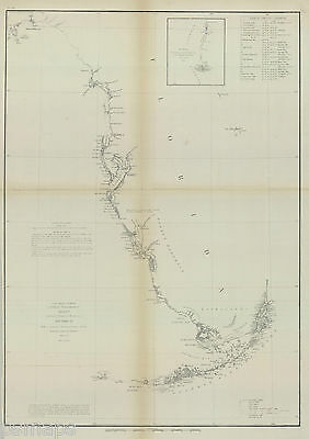 1853-Reconnaissance of the Western Coast of Florida
