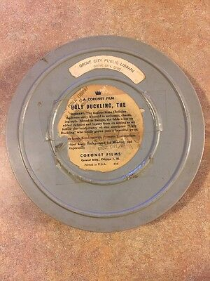 The Ugly Duckling 16 mm Movie Film