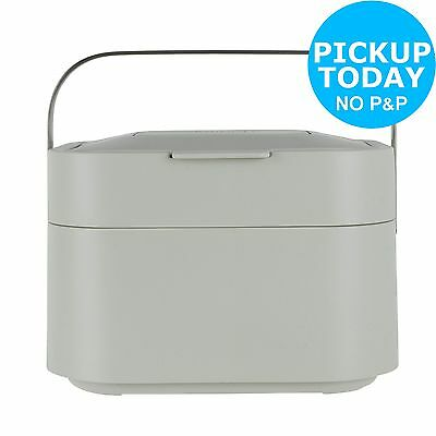 Joseph Joseph 4 Litre Stack Recycling Bin - Stone. From the Argos Shop on ebay